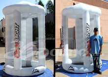 Small Coors Refresh Pod inflatable booth