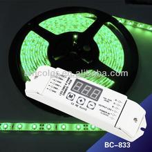 Bincolor addressable dmx512 decoder dmx 512 rgb led controller for RGB DMX light