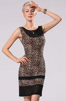 New Hot Fashion Stylish Lady Women Sleeveless O-Neck elegant pencil evening dresses YC000118