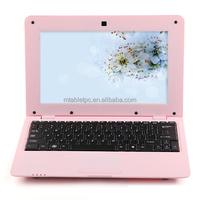 Mini laptop 10 Inch MTL1008 Notebook 1GB DDR3 4GB WM8880 Android 4.2 HD Screen