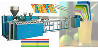 disposable used drinking straw making machine