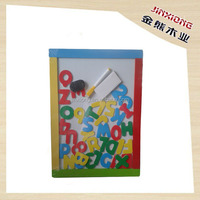 magnetic whiteboard word wooden whiteboard for kids Early learning