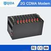 8 Port cdma modem stable RDA module,sms modem pool sms gateway