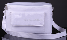 Top quality wholesale 12-can carrying cooler bag for Wine/insulated cooler bag for frozen food bag