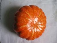 white decorative wholesale foam pumpkins