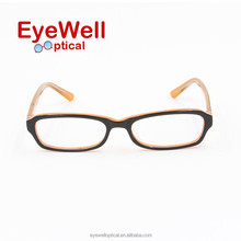 New model design acetate double color children eyewear (A2091)