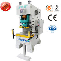 JF21 series pneumatic friction clutch high-performance/Open Type Fixed Worktable Power Press Machine
