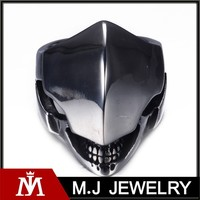 Monster Jewelry Mens Fashion Heterosexual Ring in Titanium Steel