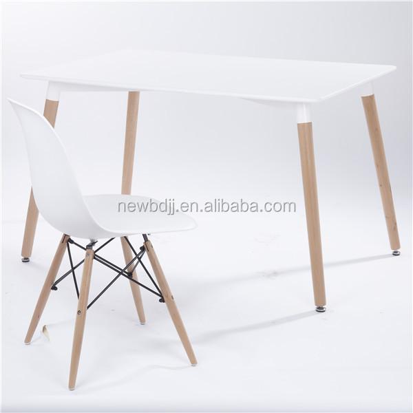 4 인승 생활 수입 고급 검은 색 현대적인 확장 식당 테이블 세트 ...
