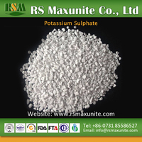 price of SOP granular Potassium sulfate 100 water soluble npk fertilizer