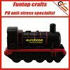 sports car stress relievers,mini bus shaped stress ball,pu car shaped