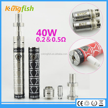 New product 0.2 and 0.5ohm rechargeable with factory price