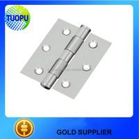 China cheap stainless steel butt hinge double sided door hinge stainless steel ball bearing butt door hinge