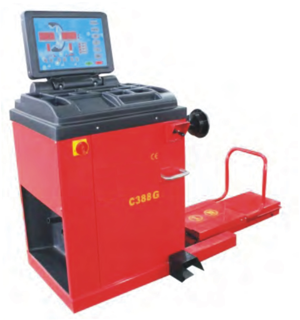 manual wheel balancer for sale