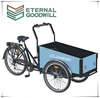 """24""""/26"""" Cargo Bike For family/Cargo tricycle/adult cargobike/ shopping cargobike utility cargobike UB9027"""