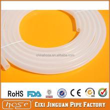 "1"" FDA Food Grade Thin Wall Silicone Rubber Tubing, Silicone Heat Shrink Tube, Medical Grade Silicone Tubing"