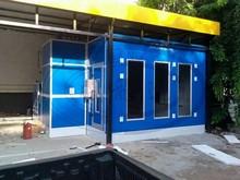 WLD9000 European standard spray booths for furniture polishing