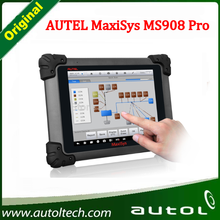 2016 Original autel ms908 pro auto diagnostic tool Includes the J-2534 Reprogramming Box with Wifi