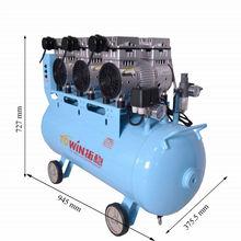 gnc estación de llenado neumático instrumento de la lámpara del compresor de aire