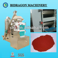 Dry Chili Pepper Grinder for Single Machine or Production Line