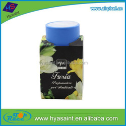 China wholesale market agents custom gel air freshener
