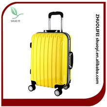 2015 new product fancy eminent luggage abs luggage luggage