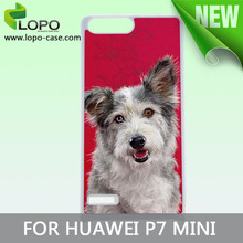 sublimation phone cover for Huawei P7 Mini
