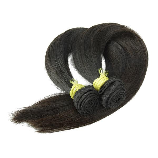 Livraison Gratuite 8A Brésilienne Vierge Droite Un Donneur Cheveux Humain Brut Cheveux