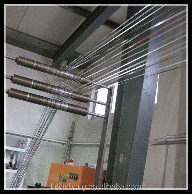 Aluminum PET foil without glue AL and PET spool tape