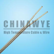 Copper Conductor Material and Heating Application 2 Core FEP Wire