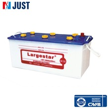 Factory wholesale prices 12V N150 150Ah lead acid dry Storage Battery