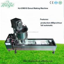 CE approved production 450pcs/h mini donut maker