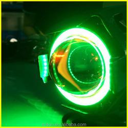 2015 NEW Designing LED Transformer Motorcycle U7 LED Driving Fog Head Spot Light Lamp Headlight