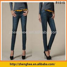 2013 nuevo modelo de pantalones vaqueros, pantalones vaqueros de las mujeres