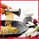 utensílios de cozinha grater vegetal pedaços de juliana espiral cortador de vegetais e frutas slicer twister cortar