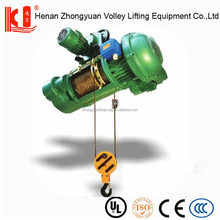 Wire rope electric hoist Cable pulling equipment