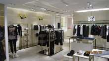 Fashion retail store fixture,luxury retail store shop fitting,Custom retail space solution