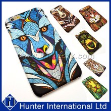 Wholesale 3D Printed Animal Case For iPhone 6