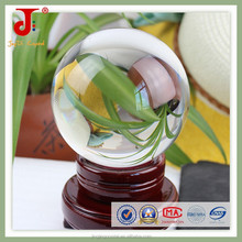 k9 crystal ball , Crystal glass ball for home decorations