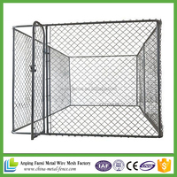 2016 new products cheap large Dog Kennel Runs, Dog Pen Fence