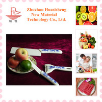 """Kitchen Knives for Sale Fruit Cutting Knife 5"""" Ceramic Cleaver"""