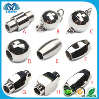 Jewelry Findings Stainless Steel Magnetic Clasp For Jewelry