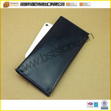 Personalized Designer Fancy Leather Business Checkbook Cover