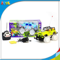 A230245 1:16 Scale 4 Channel Car With Music RC Hummer Cars