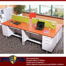 Mesa de oficina/acero/precio de fábrica
