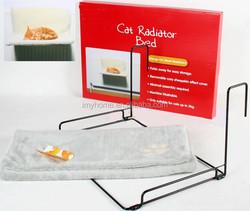 pet bed/Pet Cat Dog Radiator Bed/Hammock Fleece Washable pet bed