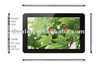 10.1'' Rockchip RK3066 Dual core Tablet 1.6GHz CPU Quad Core GPU Android 4.0.4
