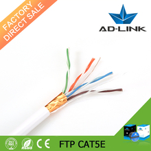 factory price OFC cat5 lan cable 1000ft communication ftp cat5 cable with free sample