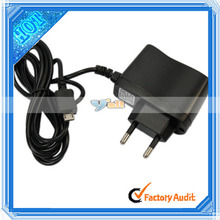 Factory Hot Sale Universal Mobile Phone Travel Adapter With Usb Charger For Blackberry Storm (Thunder) 9500/9530 EU