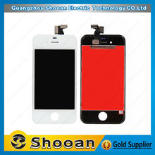 Best Promotion for iphone 4s lcd display with touch digitizer smart phone repair parts